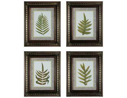 Sterling Fashionable Fern Wall Art
