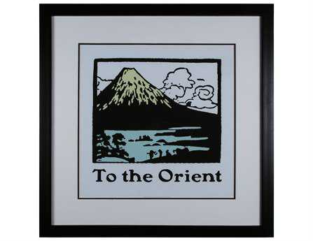 Sterling Travel To The Orient Wall Art