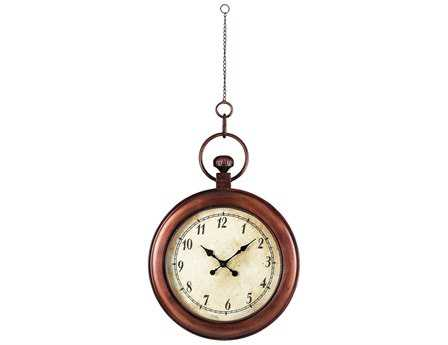 Sterling Antique Reproduction Hanging Clock