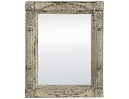 Sterling Fairbury 25 x 32 Adriannia Antique Cream Wall Mirror