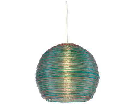 Sterling Telford Colored Spun Acrylic Pendant