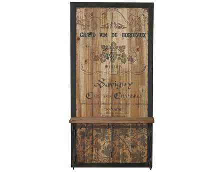 Sterling Grand Vin De Bordeaux Grandvin De Bordeaux with Hooks Wall Art