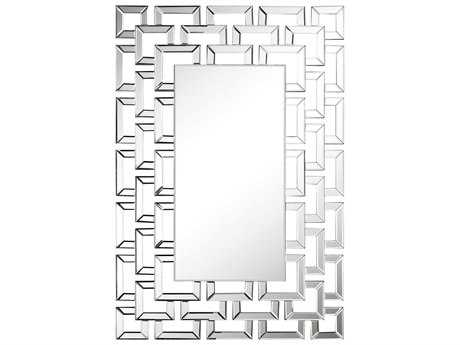 Sterling Opus 31'' x 46'' Clear Wall Mirror