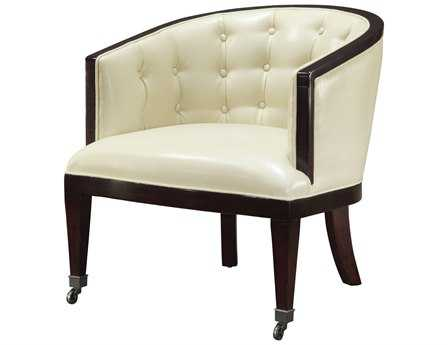 Sterling Holguin Cream Club Chair