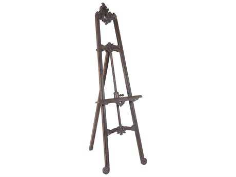 Sterling Large Mahogany Stain Easel Stand