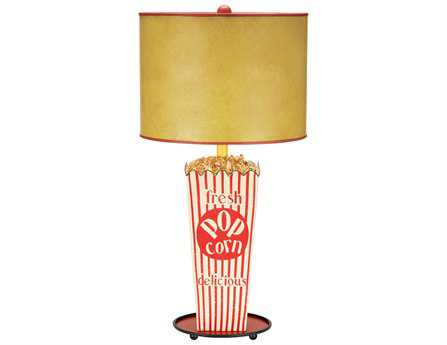 Sterling Movie Snack Table Lamp