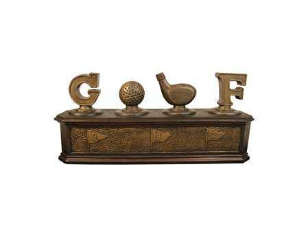 Sterling Golf Lovers Box