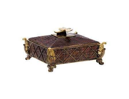 Sterling Australian Decorative Dressing Box