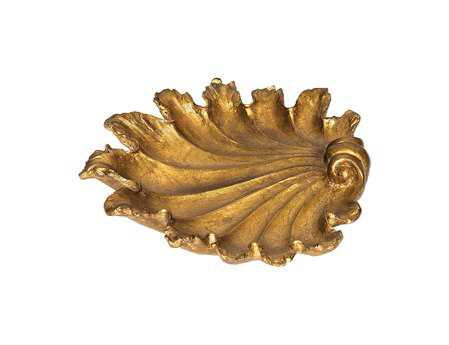 Sterling Fan Shell Decorative Plate