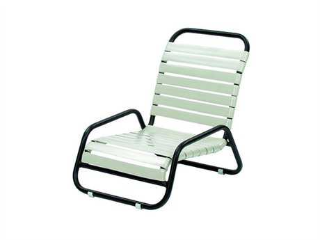 Suncoast Sanibel Strap Aluminum Arm Lounge Chair
