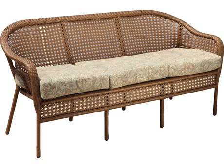 Suncoast Kona Wicker Cushion Sofa