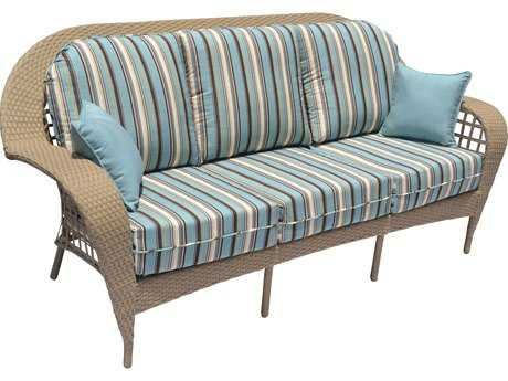 Suncoast Sedona Wicker Sofa