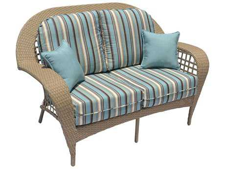 Suncoast Sedona Wicker Loveseat