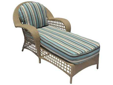 Suncoast Sedona Wicker Chaise Lounge