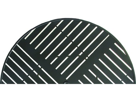 Suncoast Slat Aluminum 18''Wide Square End Table