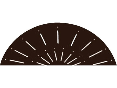 Suncoast Aluminum Verona Design 18''Wide Square End Table