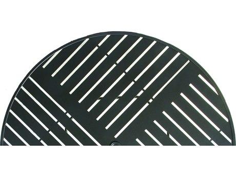 Suncoast Slat Aluminum 18''Wide Round End Table