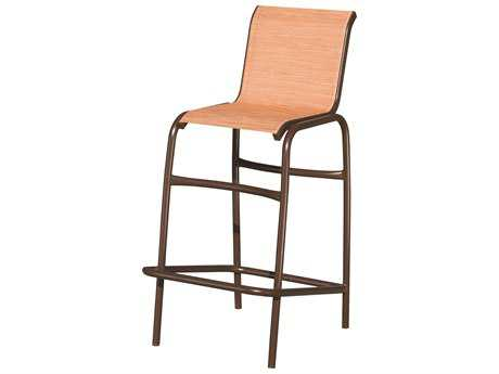 Suncoast Sanibel Sling Cast Aluminum Bar Stool