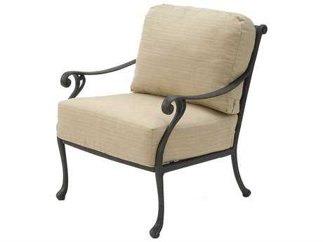 Suncoast Windsor Cast Aluminum Lounge Chair