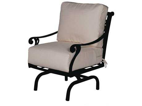 Suncoast Windsor Cast Aluminum Gliding Dining Chair