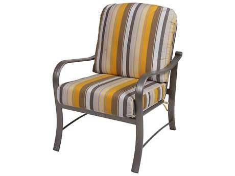 Suncoast Rosetta Cast Aluminum Lounge Chair