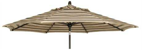 Suncoast Pebble Octagon Auto Tilt 9 feet Aluminum Umbrella