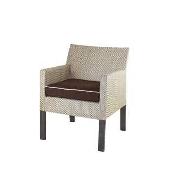 Suncoast Summer Aluminum Dining Chair