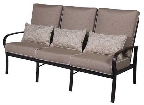 Suncoast Madison Aluminum Sofa