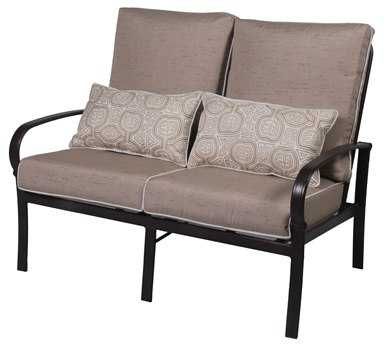 Suncoast Madison Aluminum Loveseat