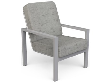 Suncoast Vectra Bold Cushion Cast Aluminum Lounge Chair