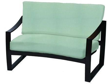 Suncoast Pinnacle Cushion Aluminum Loveseat