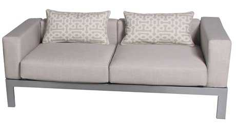 Suncoast Vectra Breeze Aluminum Loveseat