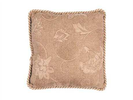 Suncoast Accent 16 Square Corded Pillow