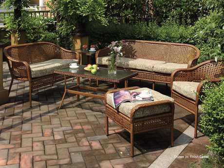 Suncoast Kona Wicker Lounge Set