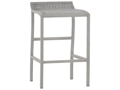 Summer Classics Villa Wicker Oyster Bar Stool