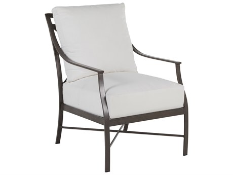 Summer Classics Monaco Aluminum Slate Gray Lounge Chair