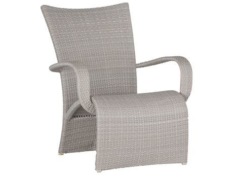 Summer Classics Halo Wicker Oyster Lounge Chair