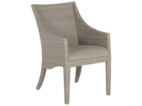 Summer Classics Athena Plus Woven Dining Arm Chair
