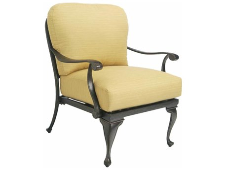 Summer Classics Provance Cast Aluminum Lounge Chair