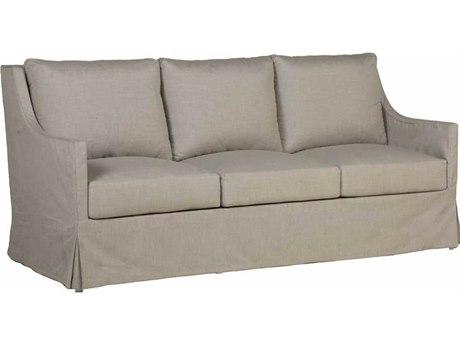 Summer Classics Helena Cast Dove Sofa with Cushion