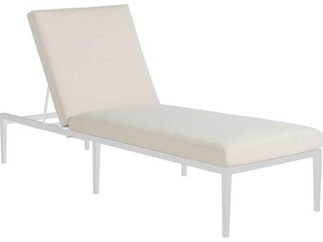 Summer Classics Elegante Aluminum Chaise Lounge