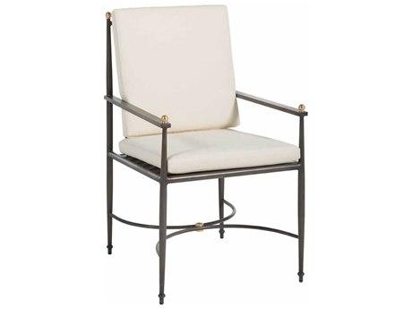 Summer Classics Roma Aluminum Dining Arm Chair