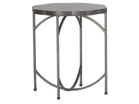 Summer Classics Gillian 20'' Wide Round End Table