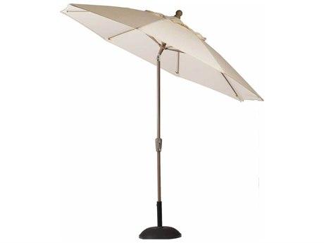 Summer Classics Market Aluminum 9' Crank Auto Tilt Umbrella