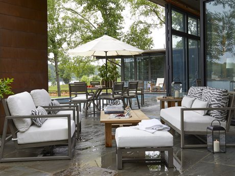 Summer Classics Avondale Aluminum Lounge Set PatioLiving