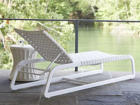 Summer Classics Catalina Aluminum Lounge Set