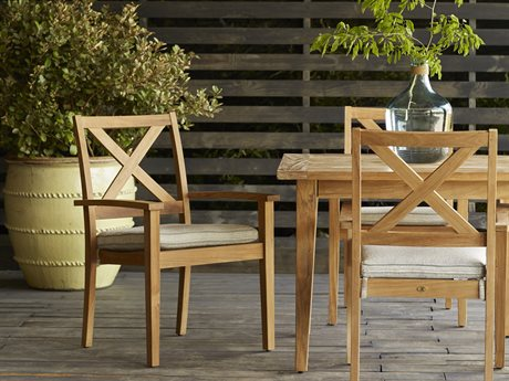 Summer Classics Drake Teak Dining Set PatioLiving