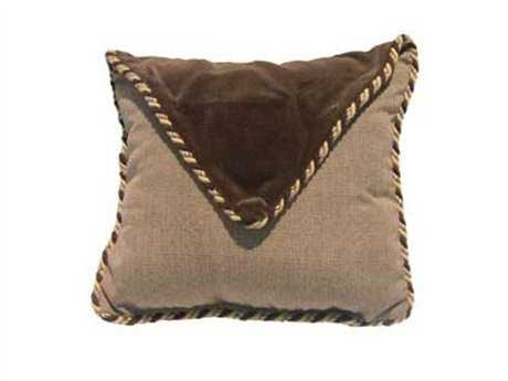 Suncoast Accent 16 Square Envelope Cord Pillow