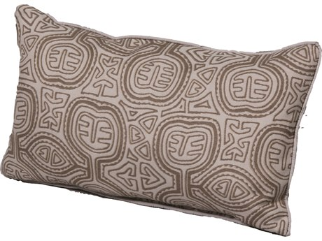Suncoast Accent 24'' x 18 Back Pillow
