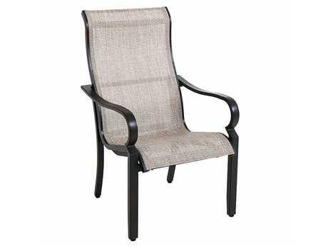 Sunvilla Laurel Sling Aluminum Dining Chair